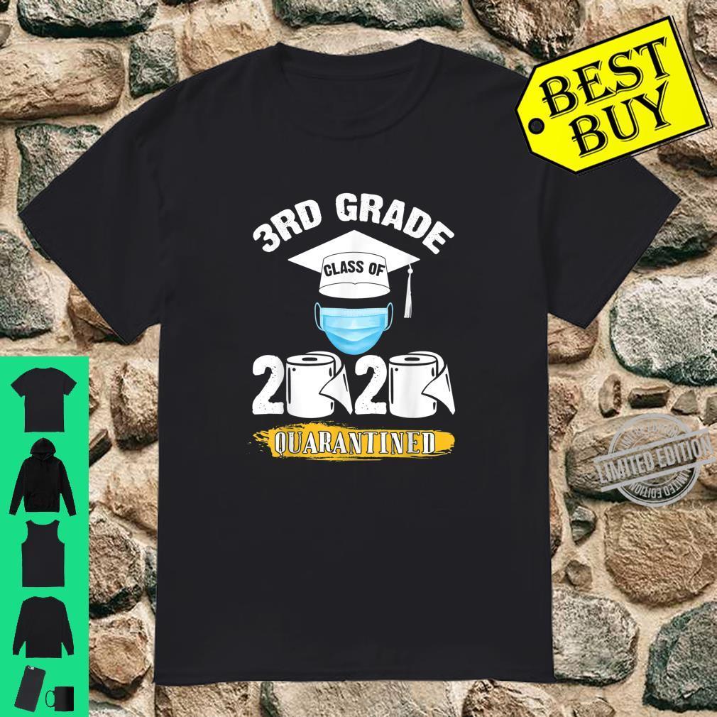 3rd Grade Class of 2020 Quarantined Graduate Shirt