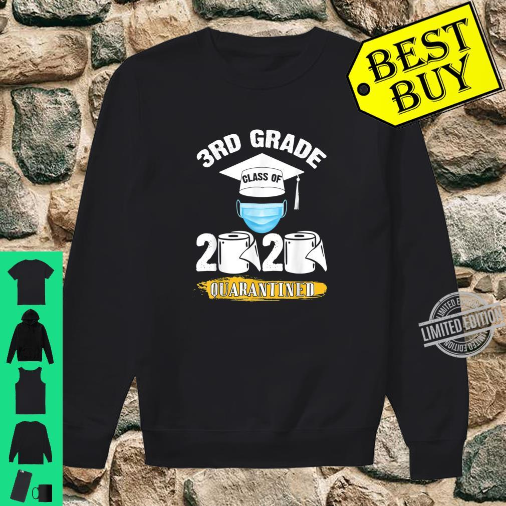 3rd Grade Class of 2020 Quarantined Graduate Shirt sweater
