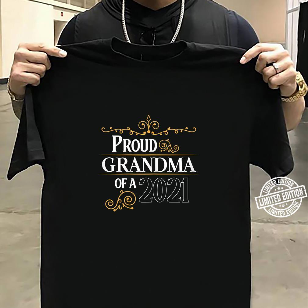 Damen Glückliche Grandma 2021 Baby is coming Schwanger Shirt sweater