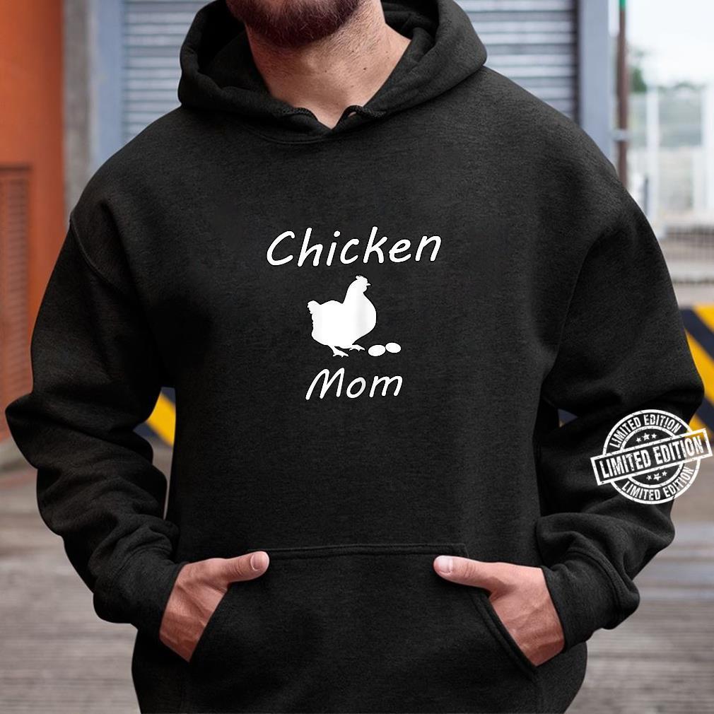Damen Hühner Mutter Bauer Landwirt Geschenk Lustig Muttertag Shirt hoodie